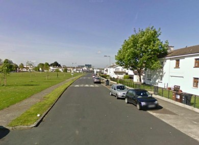 Corduff Grove in Blanchardstown (File photo)
