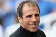 Blue's still the colour for Zola as Chelsea job tempts Italian