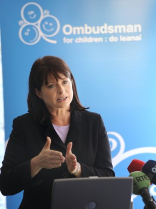 Ombudsman for Children Emily Logan