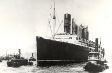 Ireland to receive 'important artefacts' from Lusitania wreck