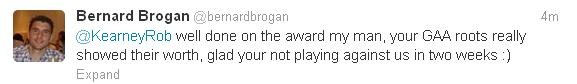 Brogan on Kearney
