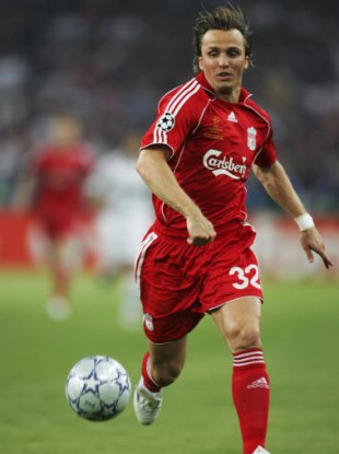 Bolo Zenden: spells at Liverpool and Barcelona. 