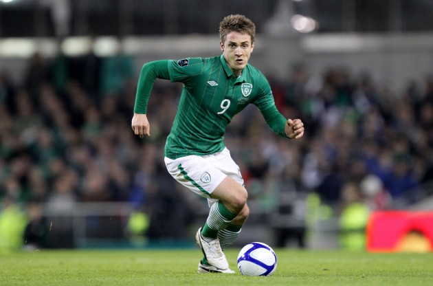 Kevin Doyle 15/11/2011