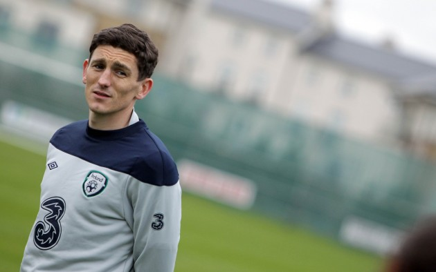 Keith Andrews 26/2/2012