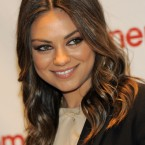 Mila Kunis, who came to the rescue of a man who suffered a seizure in her home last week. (AP Photo/Chris Pizzello)