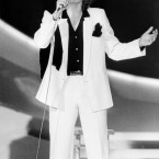 In 1980 Johnny Logan won the Eurovision for the first time for Ireland, singing What's Another Year in The Hague. 