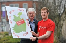 Marathon man: Student plans to run 917 mile lap of Ireland in 35 days