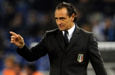 Italy to warm up for Irish test… with Luxembourg friendly