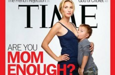 Here's what the world thought of that Time breastfeeding cover…