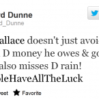 Bernard Dunne assumes the role of the Irish P Diddy.