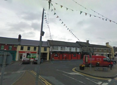 Market Square, Portlaoise (File photo)