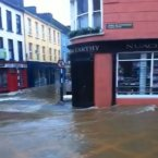 """The town is devastated. There was a river going through the middle of town - it was like Venice.""  – The Mayor of Clonakilty, Cionnaith O'Suilleabhain, outlines the devastation caused by flooding in Cork this week."
