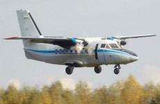 Five killed, 13 injured in Ukraine plane crash