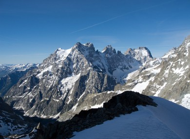 Massif des Ecrins