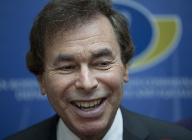 Alan Shatter has spoken in support of gay marriage