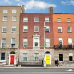 26 Merrion Square in Dublin which had a reserve price of €1 million and sold for €1.42 million.