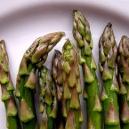 Asparagus: Studies say this nutritional powerhouse strengthens bones, reduces the risk of heart disease and eases the effects of hangovers. One US fast food chain, The Burger Joint has even decided to replace french fries with healthy grilled Parmesan asparagus spears. Yum. (Liz West/Flickr)