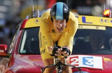 Sprint finish: Wiggins crushes nearest rivals to extend overall lead