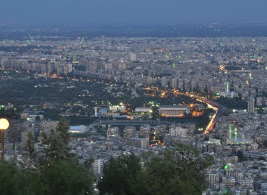 Damascus (File photo)