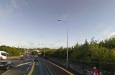 Traffic disrupted as bus goes on fire in Kildare