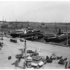 1904: A harbour view in Havana. (Library of Congress, Prints & Photographs Division)
