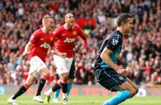 The Departures Lounge: United 'Van Persie victory' claim by everyone bar them