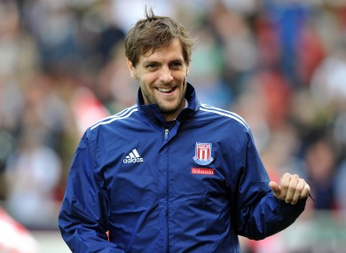 Woodgate: return to Teeside subject to a medical.