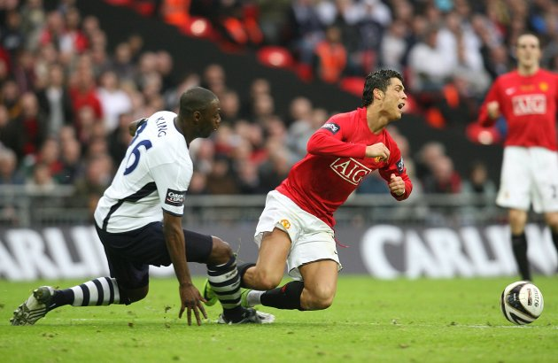 Soccer - Carling Cup - Final - Manchester United v Tottenham Hotspur - Wembley Stadium