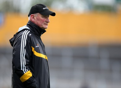 Cody oversaw a Kilkenny team that upped the ante after half-time.