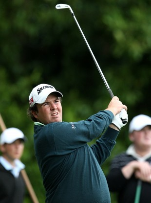 Shane Lowry tied for second with Thomas Levet of France.
