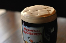 Celebrate the Olympics! Enjoy a traditional British drink of… Guinness
