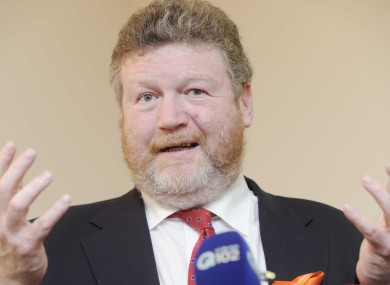 James Reilly