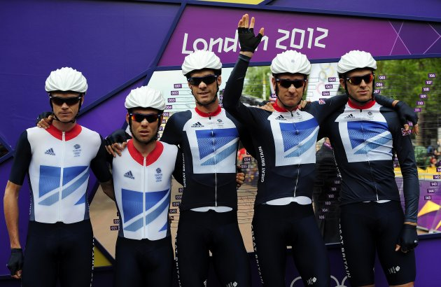 London Olympic Games - Day 1