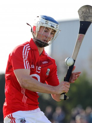 Goal King: Luke O'Farrell will be a scoring threat up front for Cork next Sunday.