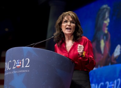 Sarah Palin did not