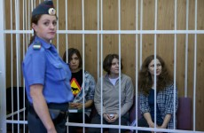 Punk protest 'Pussy Riot' trial begins in Moscow