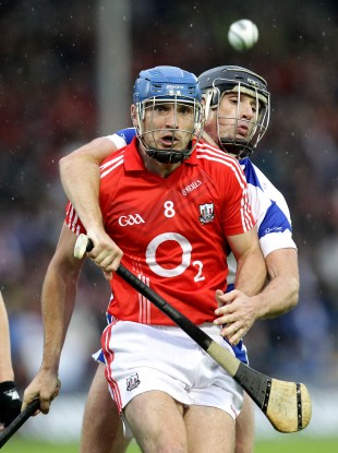 Cork's Tom Kenny and Waterford's Tony Browne will face off tomorrow.