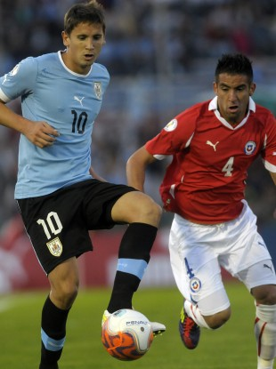 Gaston Ramirez: Liverpool are eyeing up the Uruguay and Bologna star. With their eyes no less.