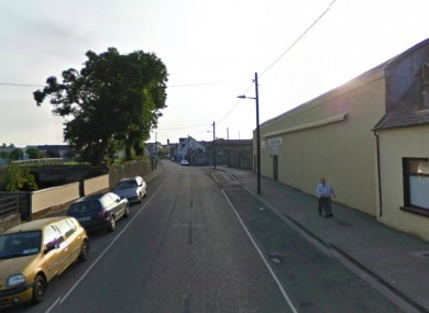 File image of the Walkin Street area of Kilkenny