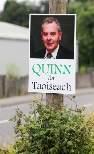 Quinn for Taoiseach