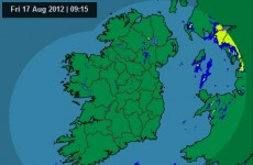 Sun and showers: unsettled weather to continue