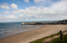 Balbriggan beach reopens and is deemed safe for swimming