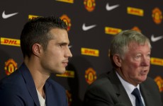 Preview: Fergie weighs up handing RVP debut at Goodison