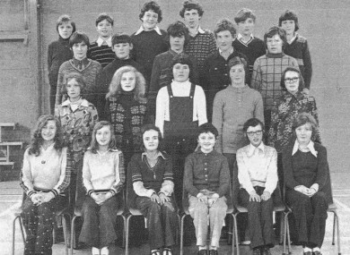 Coming home? Past pupils at Carndonagh Community School