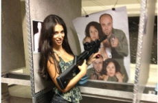Tweet Sweeper: Georgia Salpa has a machine gun