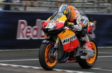 Dani Pedrosa dominates the field to win the Indianapolis MotoGP