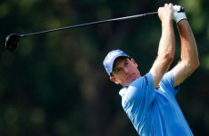 Momentum: Furyk leads the way in Ohio