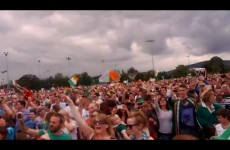 Video: Crowds in Bray reacts to Katie's gold medal win