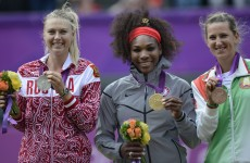 Sharapova tips Serena Williams for US Open glory