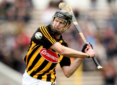 Kilkenny's Michael Rice will not feature against Galway.